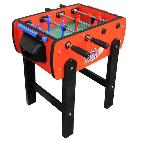 roberto sport red roby color football table on mr football table. Black Bedroom Furniture Sets. Home Design Ideas