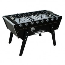 Stella Champion black coin-operated football table