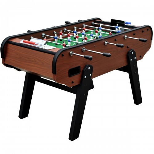 Scudetto mahogany football table