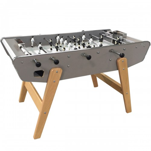 Stella Home taupe football table