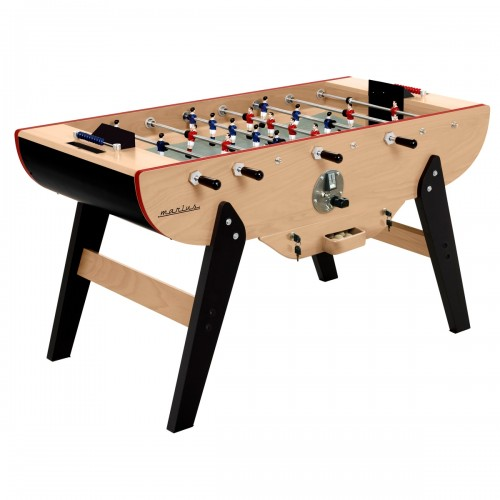 Marius Football Table with coin system