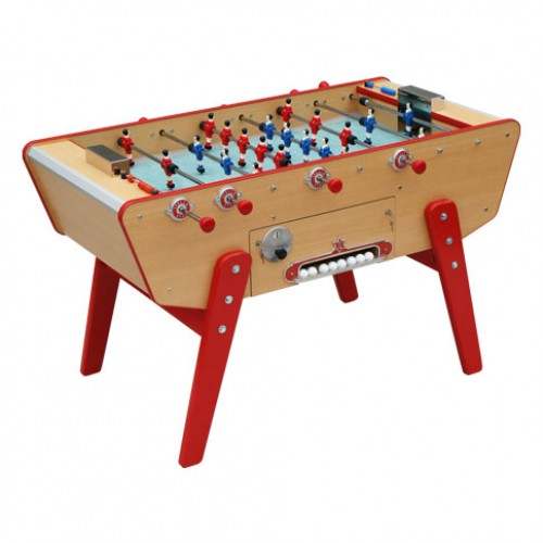 Stella Star coin-operated football table