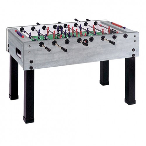 Garlando G-500 Grey Football Table