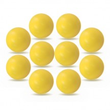 Roberto Sport ITSF yellow balls – pack of 10