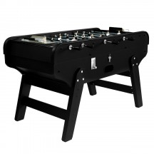 Bistrot black football table
