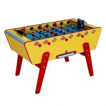Stella Champion yellow football table