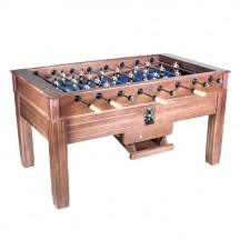 VAL Clásico dark oak football table