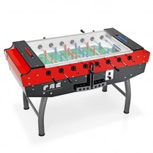 FAS Indoor red football table