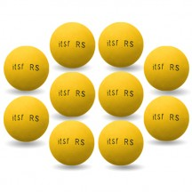 Roberto Sport yellow ITSF-RS balls – pack of 10