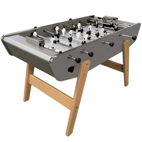 purchase football table taupe stella home inexpensive