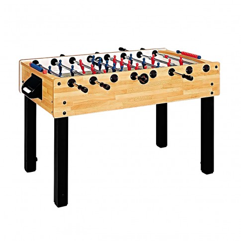 garlando wood not coin-operated football table