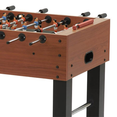 buy wooden football table with a simple design