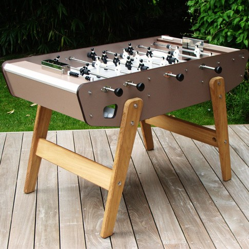buying stella outdoor football table