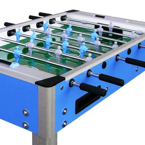 buy summer blue roberto football table