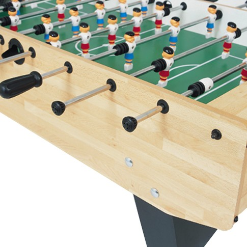 buy Garlando light wood football table