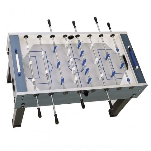 blue grey football table