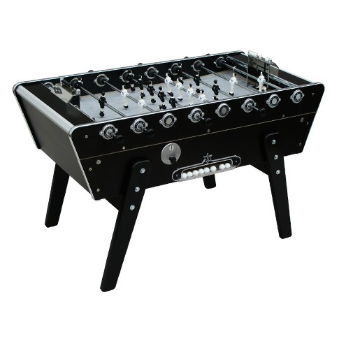 buy stella champion black coin-operated football table