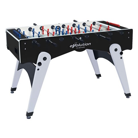 buy Garlando Foldy black football table