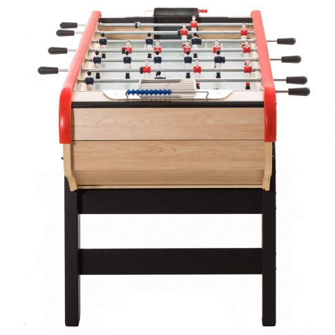 football table with coin