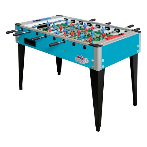 Roberto college blue football table