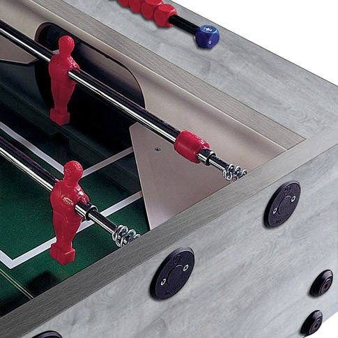 garlando gray football table