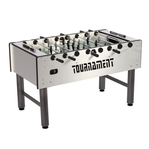 gray competition football table