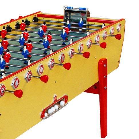 XXL yellow football table