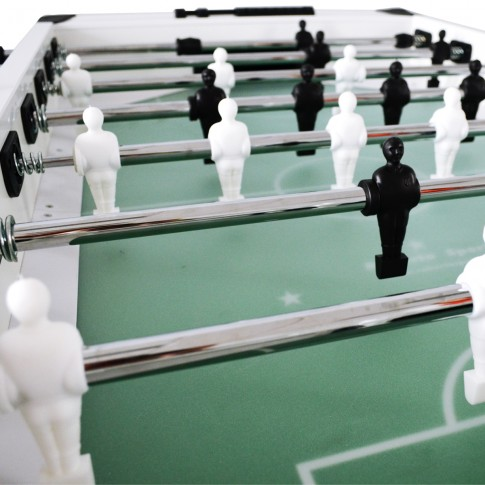 black and white Roberto Sport football table