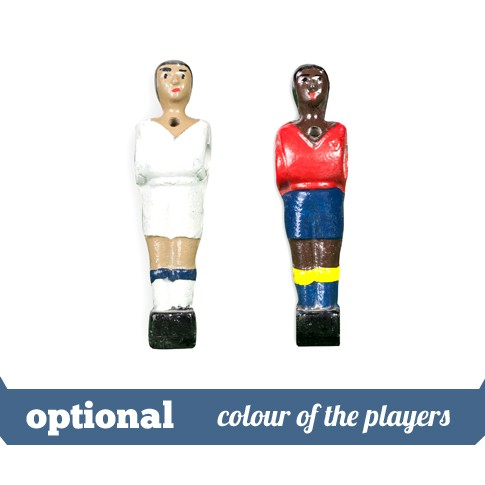 option colour of the players
