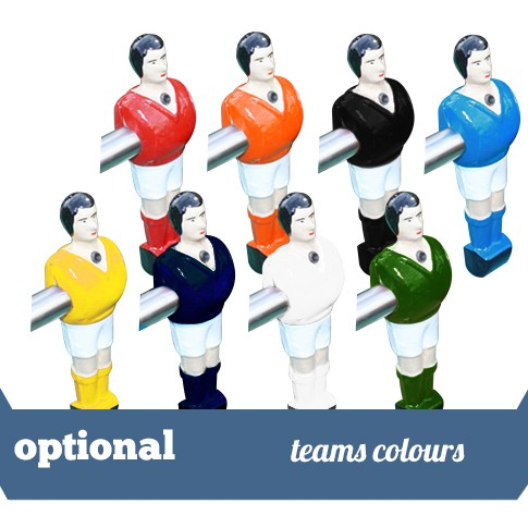 optional teams colours for petiot